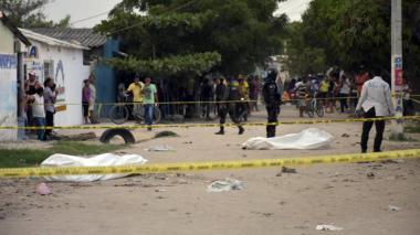 Las dos hermanas asesinadas en Soledad son de origen colombiano: Policía
