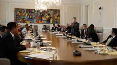 El Poliscopio   Los últimos 100 días de Juan Manuel Santos