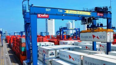 Imagen de referencia. Puerto de Cartagena.