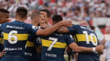 Boca, a un paso del título en Argentina