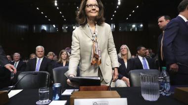La candidata a dirigir la CIA promete no recurrir más a la tortura