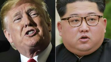 Donald Trump anuncia cumbre con Kim Jong Un el 12 de junio en Singapur
