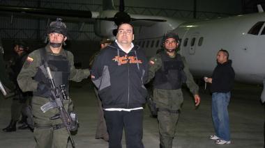 Francisco Javier Zuluaga Lindo, alias 'Gordolindo'.