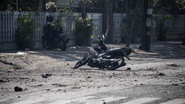 Ataques contra iglesias dejarían dos muertos y 13 heridos en Indonesia