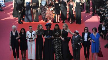 Festival de Cannes: actrices exigen igualdad salarial