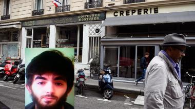Así era el atacante a cuchillo en París