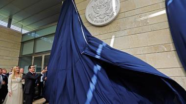 Estados Unidos inauguró embajada en Jerusalén