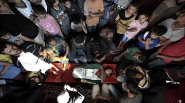 Israel aplasta revuelta en Gaza contra embajada de EEUU
