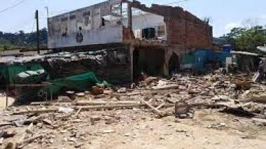 Denuncian hostigamientos contra Policía en Buenavista, Santa Rosa, sur de Bolívar