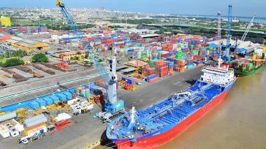 El puerto de Barranquilla, al igual que el de Santa Marta son los principales investigados.