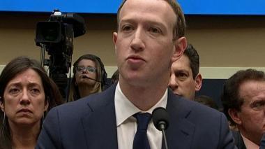 Zuckerberg acepta reunirse con diputados europeos para explicar uso indebido de datos