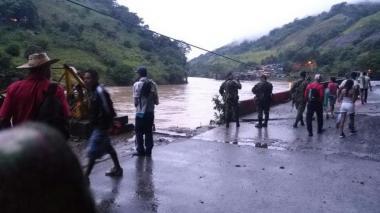 Gobierno ordena evacuar zonas de Sucre por emergencia en Hidroituango