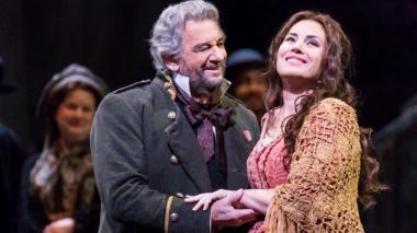 Escena de 'Luisa Miller', de la MetOpera.
