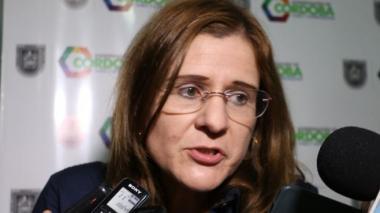 Gobernadora de Córdoba llama a la calma tras aumento del río Cauca en Antioquia