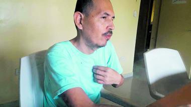 Juan Carlos Sánchez Latorre todavía se encuentra en el Internado Judicial Rodeo II en Guatire.