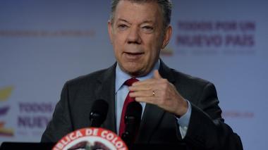 Santos responde a Petro: serán las elecciones más transparentes