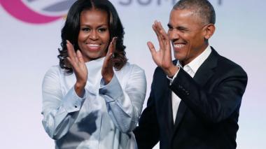 Barack y Michelle Obama producirán contenidos para Netflix