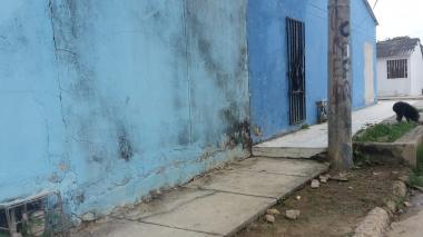 Atacan a piedra a supuesto violador en Los Almendros de Soledad