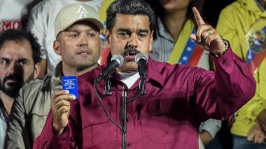 """Venezuela denuncia ser víctima de un """"linchamiento político"""" de EEUU"""
