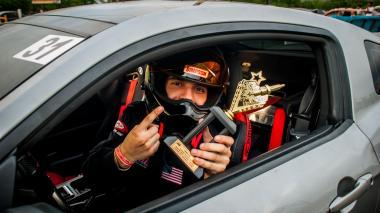 Esmeral e Iguarán, veloces en el Autódromo Motorsports
