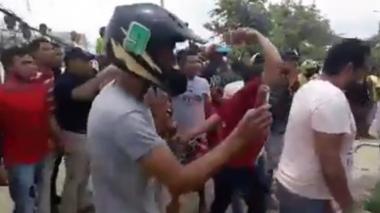 Con videos buscan identificar a autores de linchamiento en Soledad