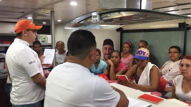 Escuela móvil de panadería llega a Conejo