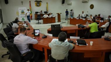 Concejo de Barranquilla.