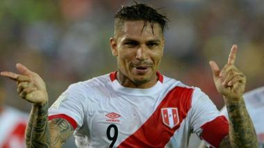Paolo Guerrero jugará el Mundial