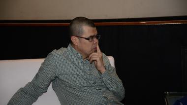 El director de cine colombiano Dago García.