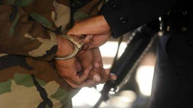 Detenidos cuatro militares venezolanos acusados de tráfico de cocaína