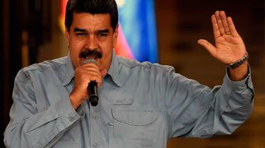 Maduro advierte que la justicia castigará a quienes conspiren en su contra