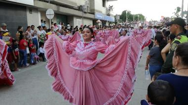 Se 'prendió' el Festival de la Cumbiamba en Cereté
