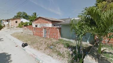 Comunidad lincha a presunto ladrón en el barrio Santo Domingo
