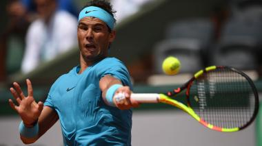 Nadal y Del Potro pasan a cuartos de final en Roland Garros