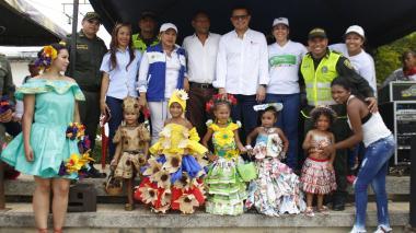En el Día del Medio Ambiente, los niños de Luruaco enseñan a protegerlo