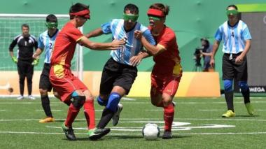 """El """"otro"""" Mundial de Fútbol, jugado por ciegos, arranca en España"""