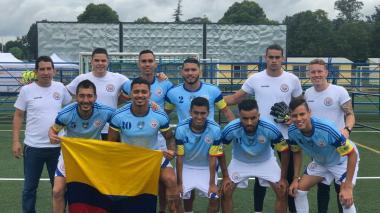 Selección Colombia de minifútbol debuta en Torneo Panamericano