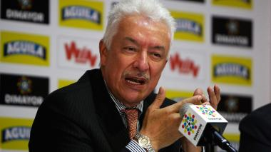 Jorge Perdomo, expresidente de la Dimayor.
