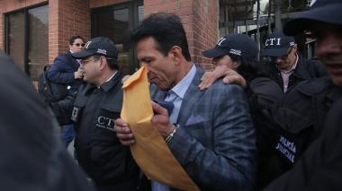 A la cárcel juez que presuntamente favoreció a empresario Carlos Mattos
