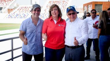Coldeportes piensa en Barranquilla si Cartagena no cumple con los Juegos 2019