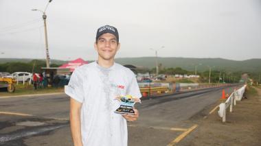 Esmeral Jr., campeón de la Copa de Verano
