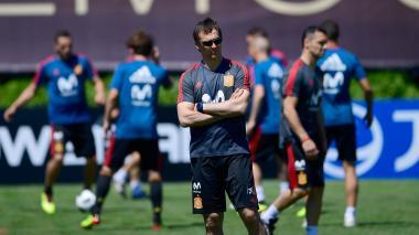 Julen Lopetegui será el entrenador del Real Madrid tras el Mundial de Rusia