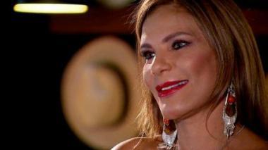 Exreina de belleza María Mónica Urbina es víctima de atraco en restaurante de Bogotá