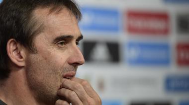Tras anunciar que será técnico de Real Madrid, Lopetegui es destituido de la Selección de España