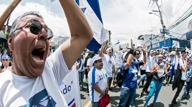 Nicaragua: miedo y terror en víspera del paro nacional