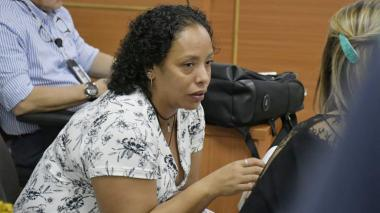 """""""Me siento amenazada por Lebith Rúa y su familia"""": madre de Gabriela Romero"""