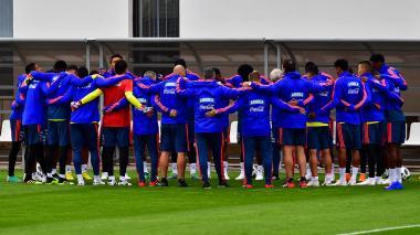 Se acerca la hora de Colombia