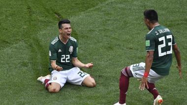 Alemania 0, México 1: ¡triunfazo de Osorio!