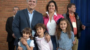 María Juliana Ruiz, la compañera de vida del presidente electo