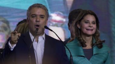Presidentes de la región felicitan a Duque